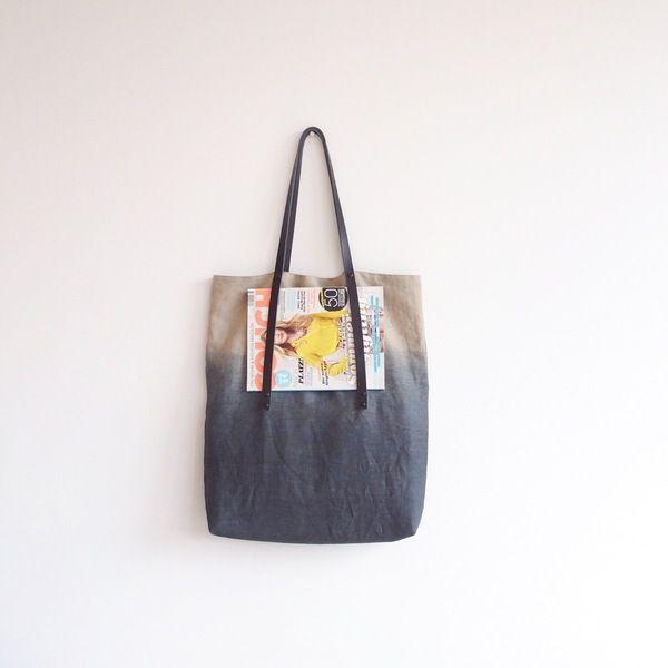 MIKANU Schultertasche mit Batik Muster von Mikanu auf DaWanda.com