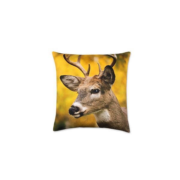 PRODUCTS :: LIVING AND DESIGN :: Textile :: Pillows :: Pillowcase Deer