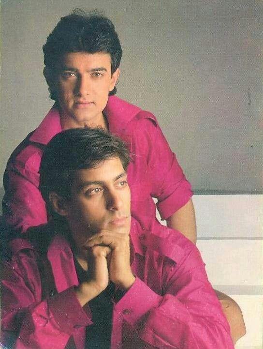 Salman Khan,Aamir Khan