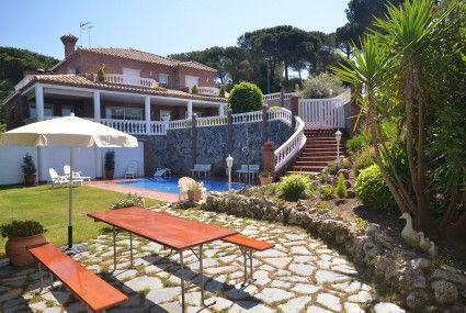 Villa Champagne, Lloret de Mar, Costa Brava #Costa_Brava