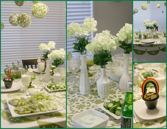 love this st. patricks day table.