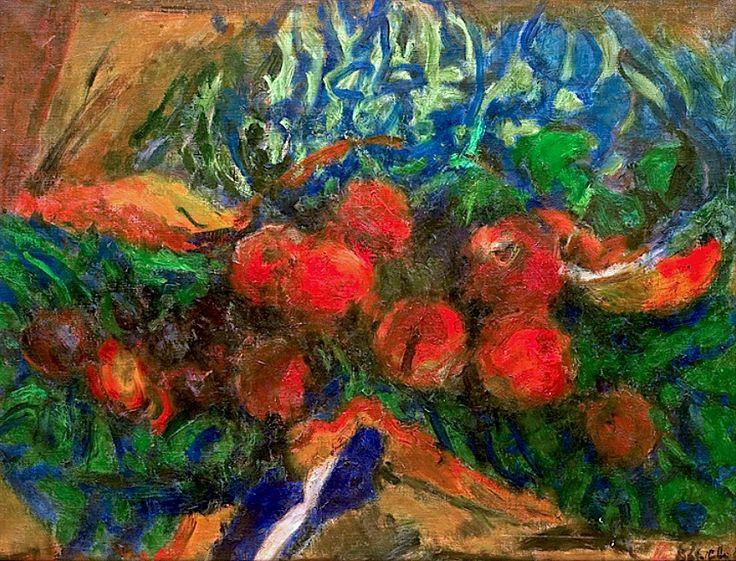 Eugeniusz Eibisch | still life. fruits
