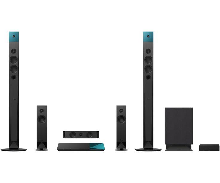 Premium 3D Blu-ray Home Theater System | BDVN8100W