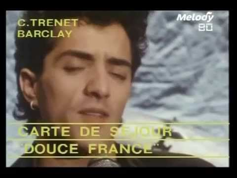 Rachid Taha & Carte de Séjour - Douce France - YouTube
