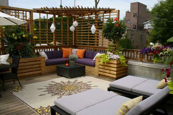 30 creative patio ideas and inviting backyard designs for Jardin zen exterior