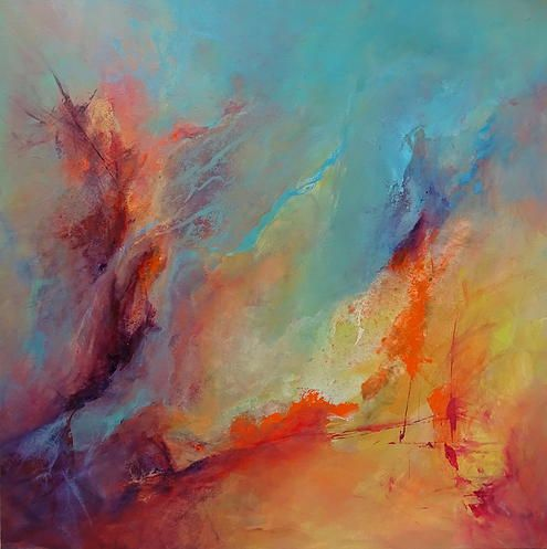 Doreen McNeill, New Zealand Abstract Artist, Home Page