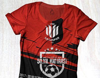 "Check out new work on my @Behance portfolio: ""UşakSpor 50.Yıl T-shirt Çalışması"" http://be.net/gallery/51536347/UsakSpor-50Yl-T-shirt-Calsmas"