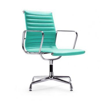 Turquoise Conference Chair