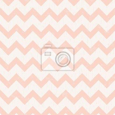 papier peint seamless rose chevron rayures pixersfr - Papier Peint Fille