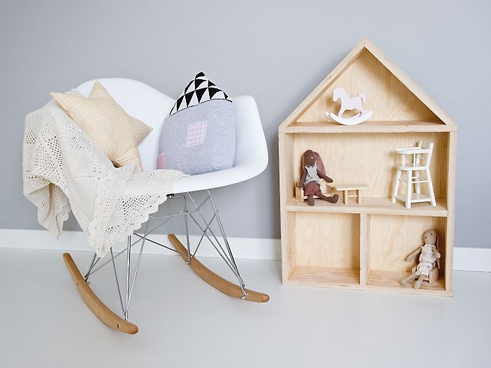 15 best kołyska images on Pinterest Baby room, Babies rooms and - babywiege aus holz lulu nanna ditzel