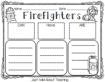Just Wild About Teaching: Out with the Old & In with the New {Fire Safety Update}