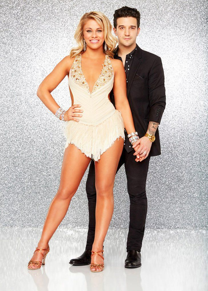 Pin for Later: Dancing With the Stars Season 22: Who's Still in It to Win It Paige VanZant  Partner: Mark Ballas Status: Eliminated