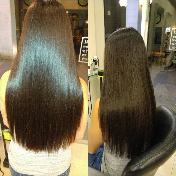 25 Best Ideas About Japanese Hair Straightening On