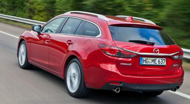 Mazda 6 Wagon tuning - http://autotras.com