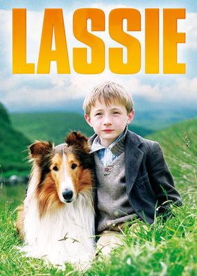 """Check out """"Lassie"""" on Netflix"""