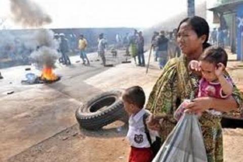 Tolong Dong Pak!, Ada Korban Penggusuran tuh Di Dusun Rantau Panjang - Amanah…