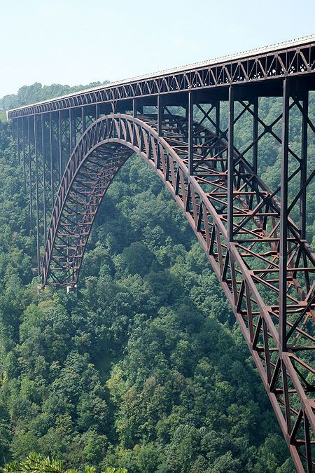 New River Gorge Bridge Walk link and 13 bucket-list adventures in WV.