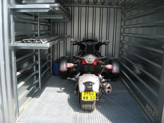 Les 8 meilleures images du tableau x kovobel garage for Container garage voiture