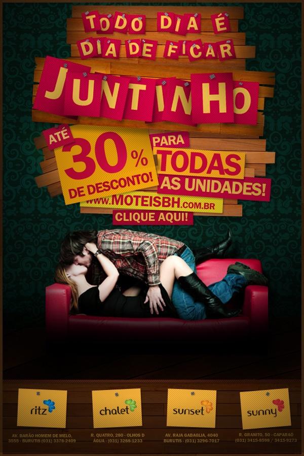 E-mail Marketing Motéis BH by Fernanda Freitas, via Behance