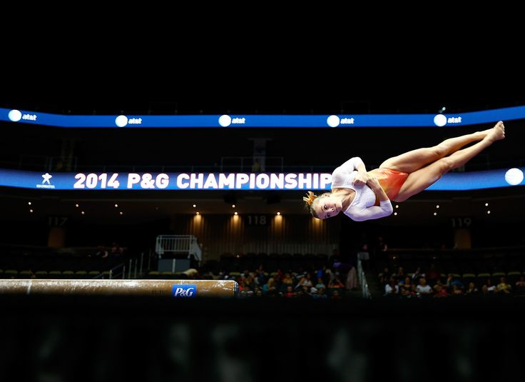 Ragan Smith Photos: P&G Gymnastics Championships