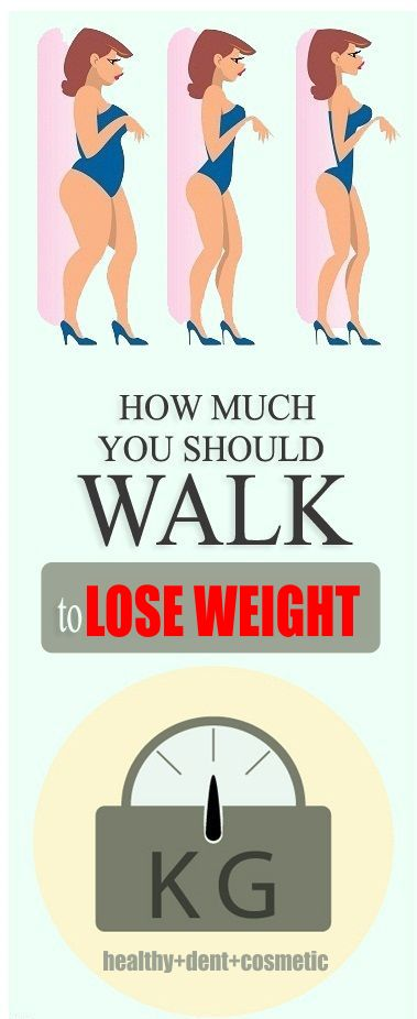 This Is Exactly How Much You Have To Walk To Start Losing Weight?!