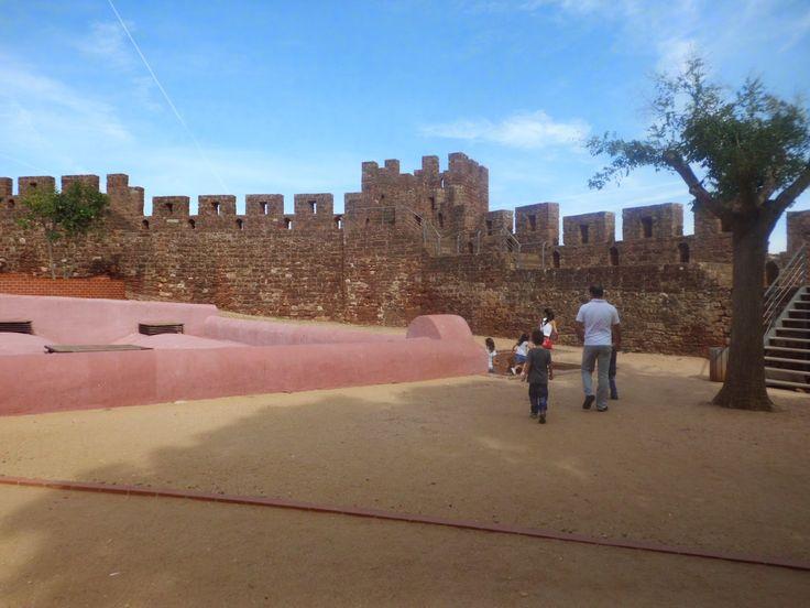 QUALQUER ALTURA DO ANO - Passeios - Castelo de Silves