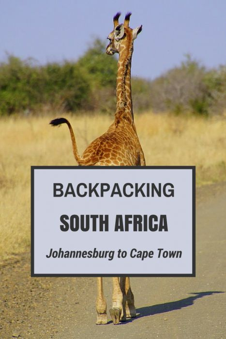 Johannesburg to Cape Town: 3 Week Itinerary for South Africa