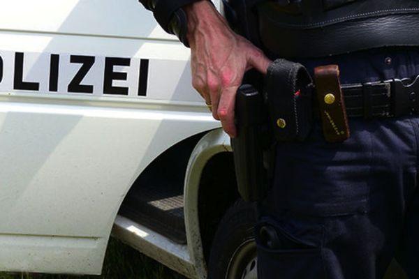 Wien-Rudolfsheim-Fünfhaus: Einbrecher nach Warnschuss verhaftet
