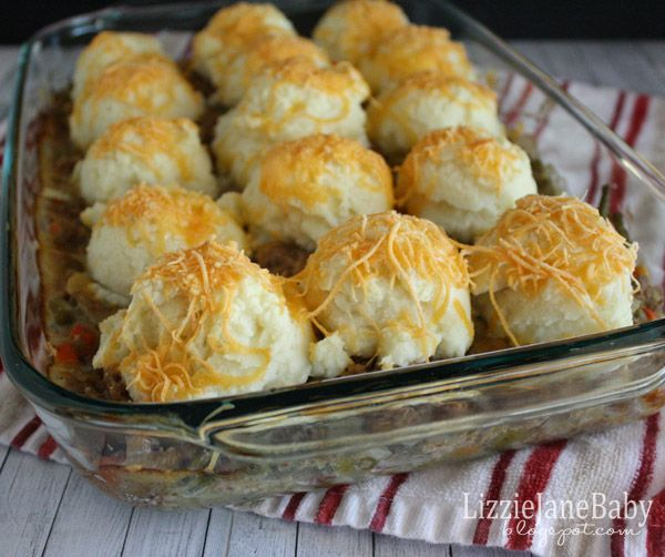 LizzieJane Baby: Easy Shepherd's Pie | Food Ideas | Pinterest