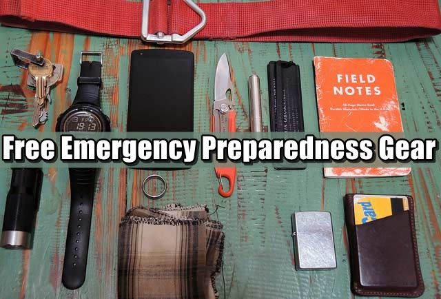 Free Emergency Preparedness Gear. Get free survival gear for yourself or family…