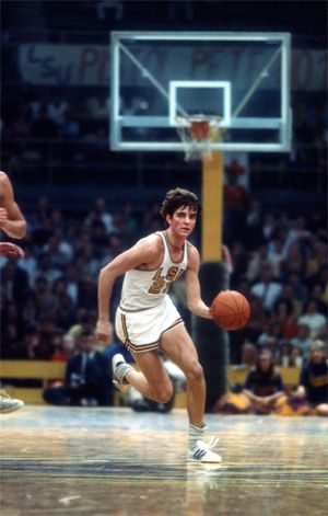 Pete Maravich, the All Time NCAA scoring leader with 44.2 points per game. He sent these records in 1968-70 and no one has coming close to eclipsing it. He was three time SEC player of the year and three time All American in these years. One of my all time favorite basketball players ever!!