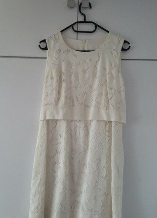 Kup mój przedmiot na #vintedpl http://www.vinted.pl/damska-odziez/krotkie-sukienki/17138184-nietypowa-biala-krotka-sukienka-wzor-kwiaty-vintage-jackie-style-60s