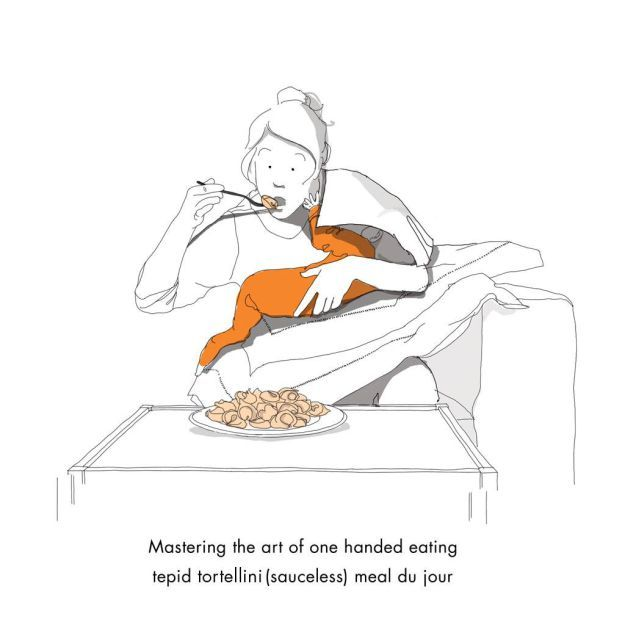 Seriál od Lucy Scott: Jedlo? Žiadny problém | Najmama.sk