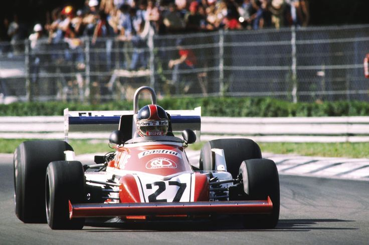 Patrick Neve (Williams Grand Prix Engineering) March 761 - Ford