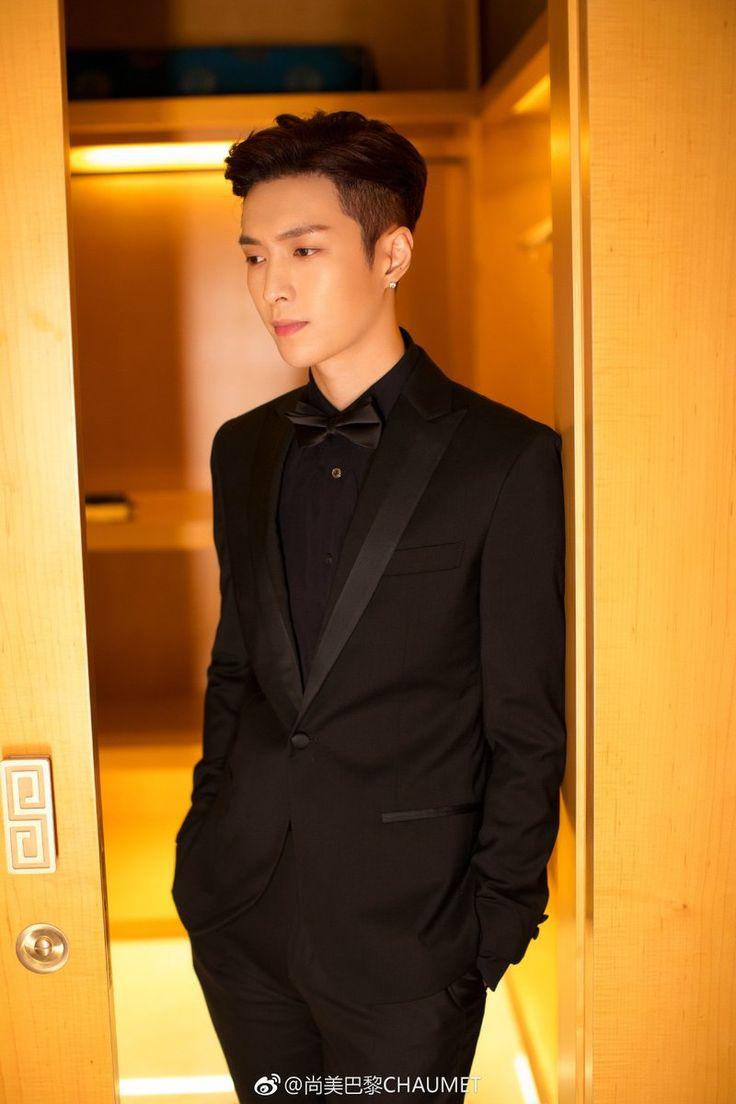 170909 #EXO LAY Studio Weibo update <3
