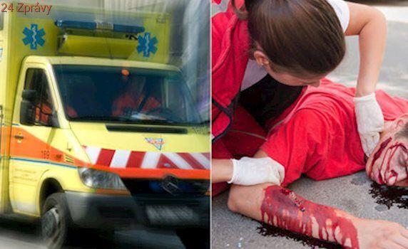 Mladík zemřel při nehodě na Bruntálsku