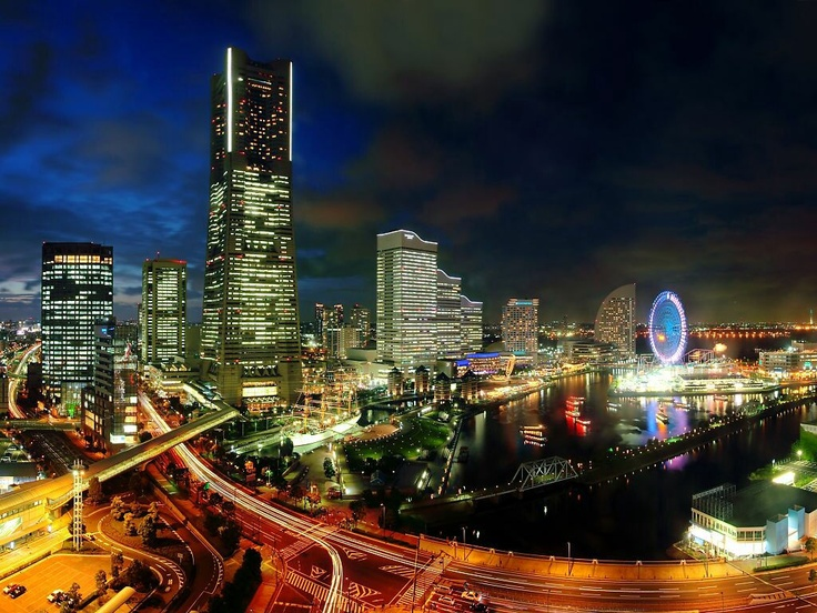 Yokohama is still my home!