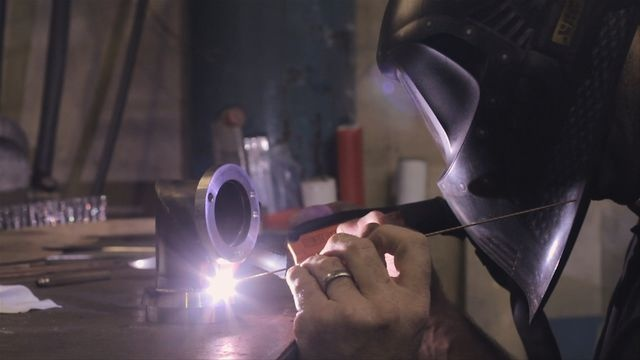 In our first film we meet Paul McKinnon from Evolution Custom Industries in Sydney, Australia. He talks to us about his passion for fabrication and desire to continue to perfect his craft every time he puts his hands to metal.Directed by Sam CouttsFilmed