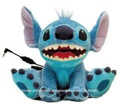 Resultado de imagen para peluche de stitch