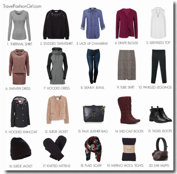 What to Wear in Ireland: Dublin in winter Packing List: Tall or mid-calf boots should be your winter pick; opt for a pair that has a warm inner lining for extra warmth and water-resistant on the outside to protect you from the cold and wet weather.