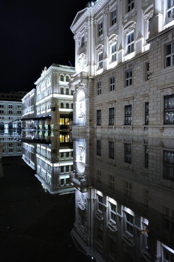 Trieste, Italy,  by Marco Senn