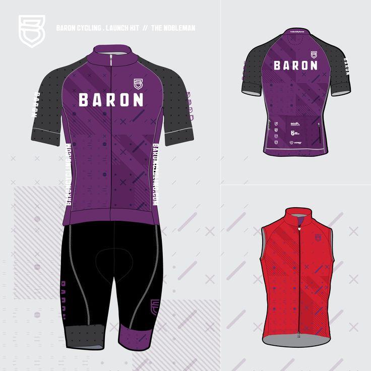 Baron Cycling launch kit.