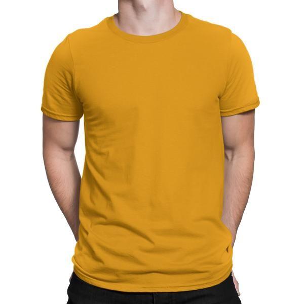 Baju Polos Orange
