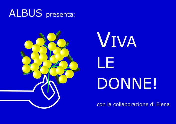 http://www.amazon.it/VIVA-DONNE-Elena-ebook/dp/B01CEKICEE/ref=sr_1_1?ie=UTF8&qid=1456912298&sr=8-1&keywords=viva+le++donne  #albertoalbusbustreo #nonnobeppeit #nonnobeppe #vivaledonne #8marzo #festadelladonna #gratis #amazon #promozione #mimosa