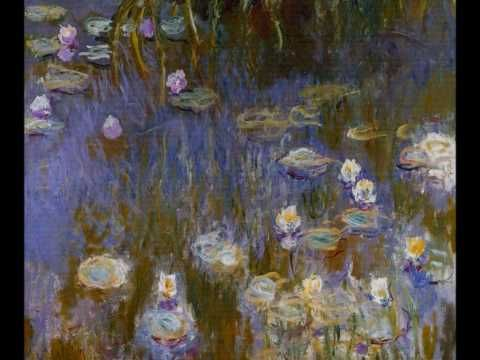 CLAUDE MONET - Video for kids- use to introduce Monet and Impressionism