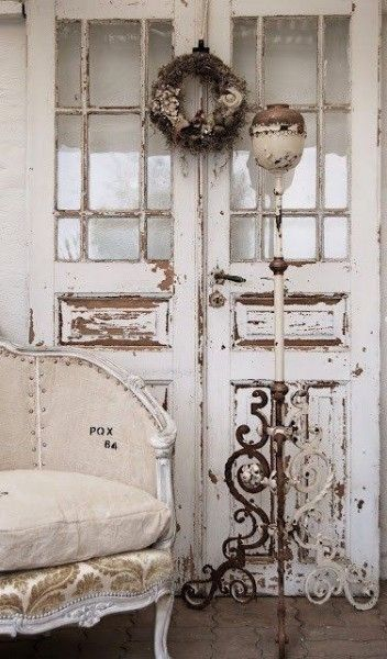 80 best shabby chic images on pinterest shabby chic homes home and home decoration - Porte shabby chic ...