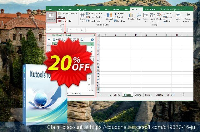 20 Off Kutools For Excel Coupon Code On Black Friday Promotions November 2020 Ivoicesoft In 2020 Halloween Discount Halloween Promotions Coupon Codes