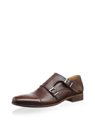 50% OFF Gordon Rush Men's Coe Monkstrap (Castagno)