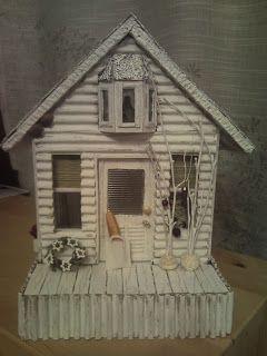 winter-cottage http://mycozyhobby.blogspot.ru/