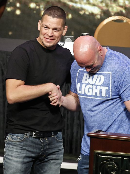 In need of star power, UFC must turn to Nate Diaz